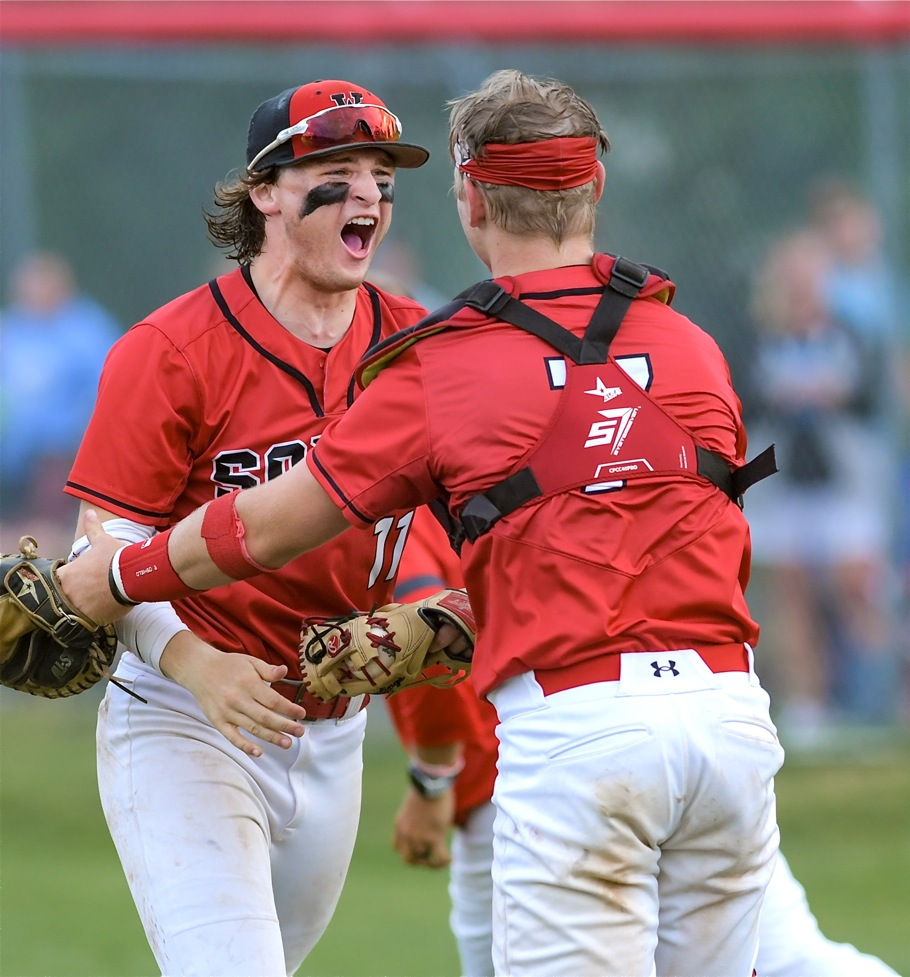 Worth The Wait, W'ville South Finally Gets That District Title