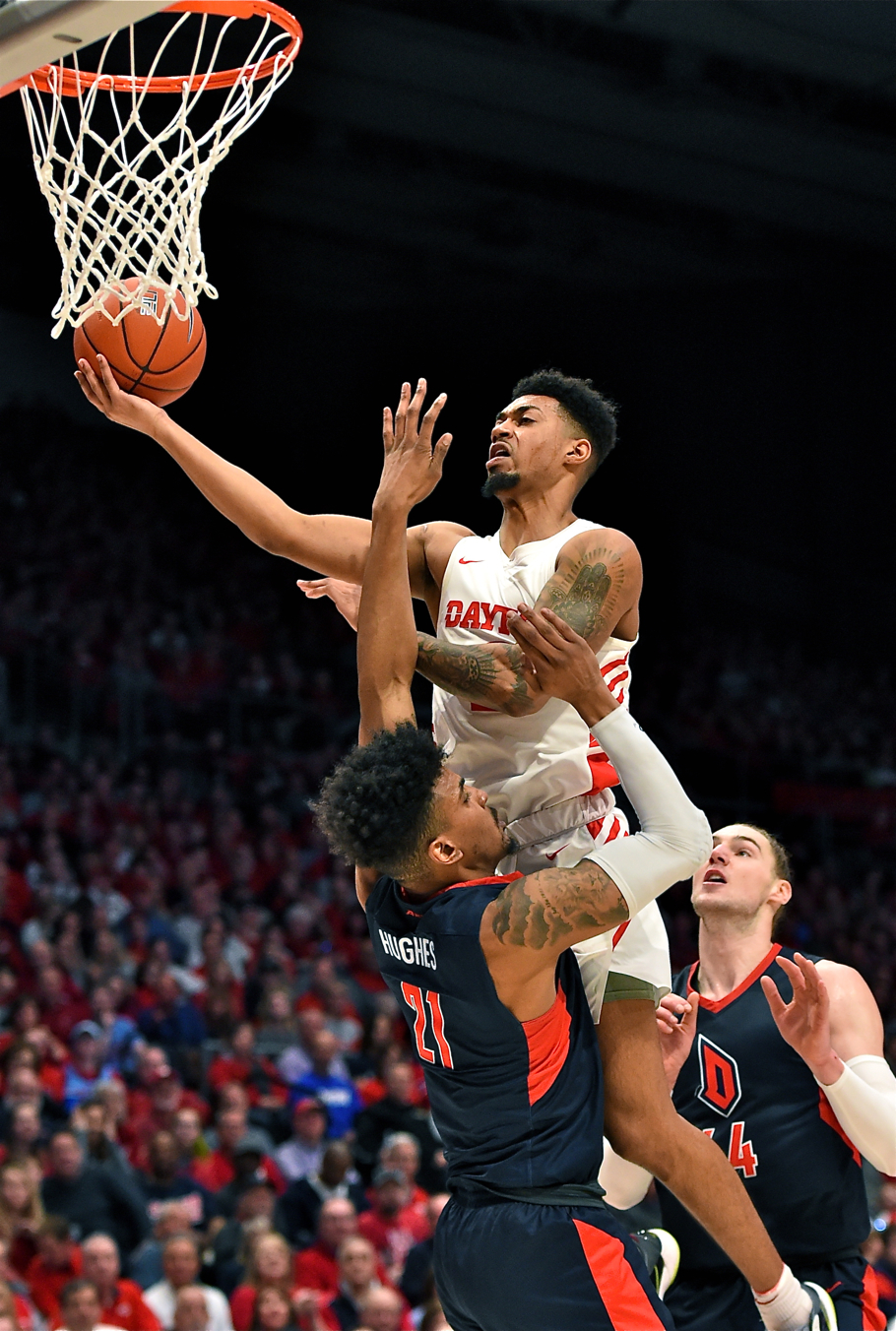 McCoy: What's Happening On The Flyer Basketball Front?