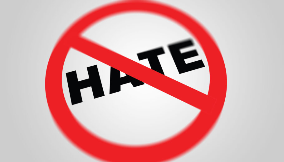 Commentary:  Are You A 'Hater'?