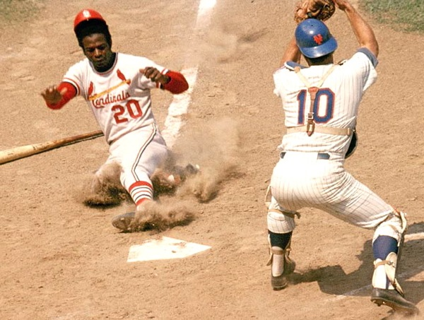 Hoard: On The Passing of A Friend, Lou Brock