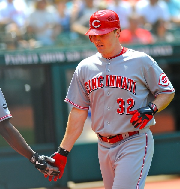 Hal:  Where Are The Jay Bruce Haters Now (?)