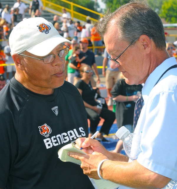 Chick Ludwig Answers Your Questions On The Bengals And The Draft…