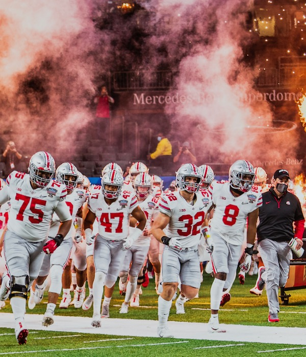 Anders Notebook: Ohio State Advances to National Title Game