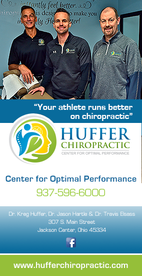Huffer Chiropractic proudly sponsors area sports on Press Pros Magazine.com