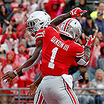 Haskins Puts On Another Dazzling Show While Ohio State Rolls